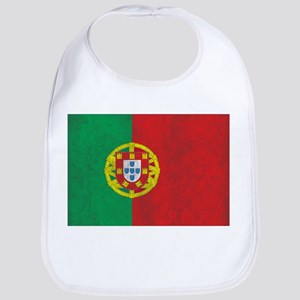 Vintage Portugal Flag Bib