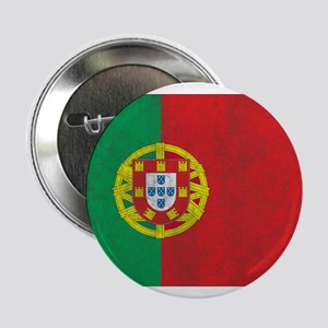 "Vintage Portugal Flag 2.25"" Button"