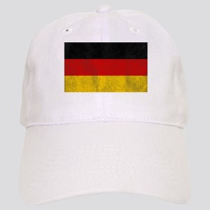 Vintage Germany Flag Cap