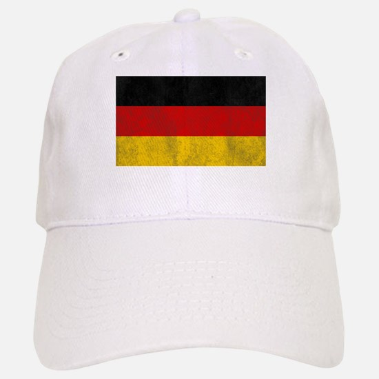 Vintage Germany Flag Baseball Baseball Cap