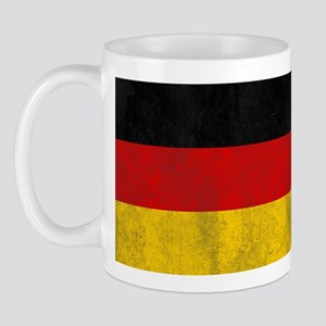 Vintage Germany Flag Mug