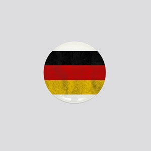 Vintage Germany Flag Mini Button