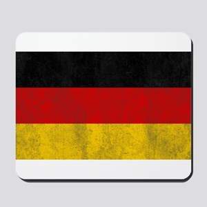 Vintage Germany Flag Mousepad