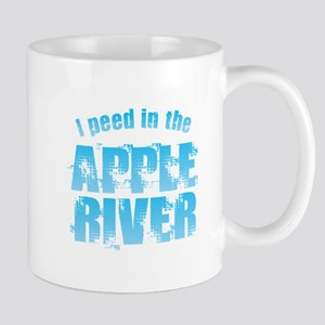 I Peed in the Apple River Mugs