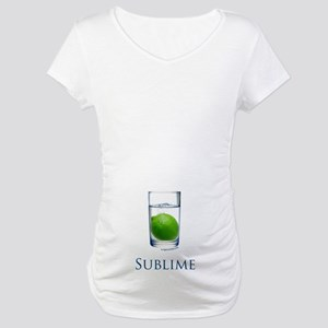 Sublime funny Maternity T-Shirt