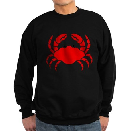 Crab Sweatshirt (dark)