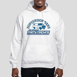 Conversion Vans Hooded Sweatshirt