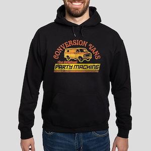 Conversion Vans Hoodie (dark)