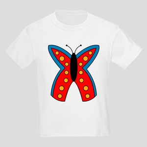Butterfly Kids Light T-Shirt