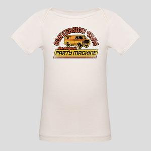 Conversion Vans Organic Baby T-Shirt