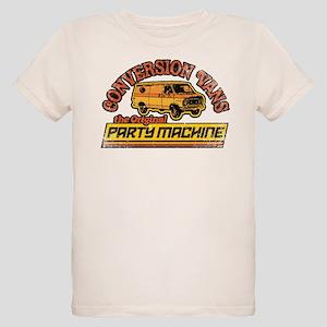 Conversion Vans Organic Kids T-Shirt