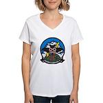 VQ-1 Women's V-Neck T-Shirt