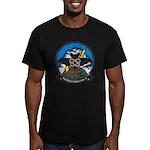 VQ-1 Men's Fitted T-Shirt (dark)