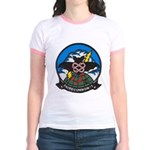VQ-1 Jr. Ringer T-Shirt