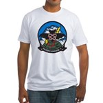 VQ-1 Fitted T-Shirt