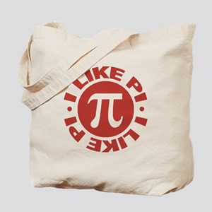 I Like Pi Tote Bag
