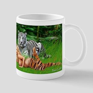 Tiger Girl Mug