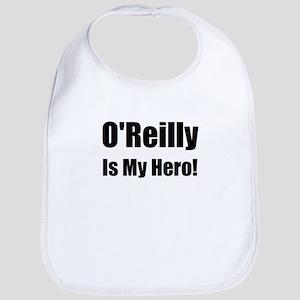 O Reilly is my hero Bib