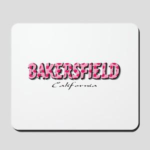 Bakersfield Kisses Mousepad