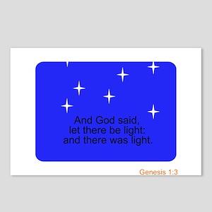 God Stars Postcards (Package of 8)