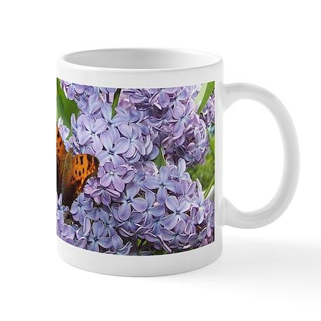 Blue Lilac Mug