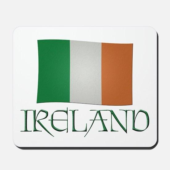 Ireland Flag Mousepad