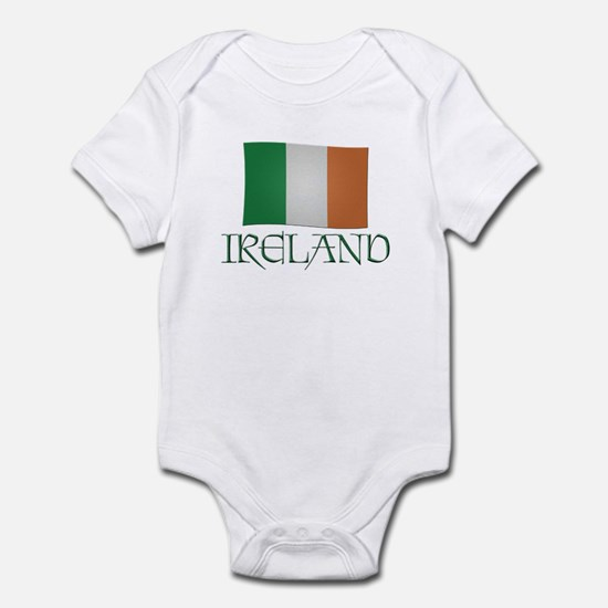 Ireland Flag Infant Bodysuit