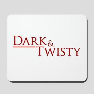 Dark & Twisty Mousepad