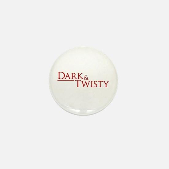 Dark & Twisty Mini Button