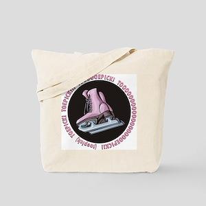 Toepick! Toepick!!! TOEPICK!! Tote Bag