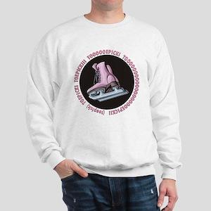 Toepick! Toepick!!! TOEPICK!! Sweatshirt