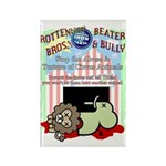 Boycott the Circus Rectangle Magnet (10 pack)