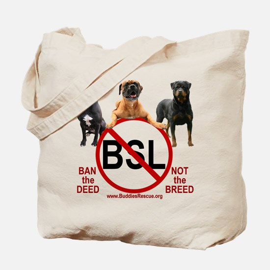 STOP B.S.L. - Tote Bag