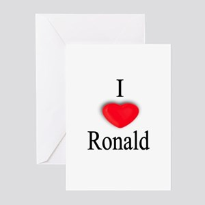 Ronald Greeting Cards (Pk of 10)