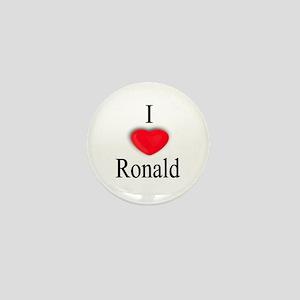 Ronald Mini Button
