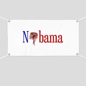Nobama Banner