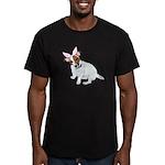Jack Rabbit Men's Fitted T-Shirt (dark)