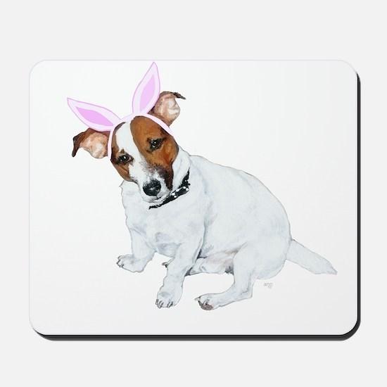 Jack Rabbit Mousepad