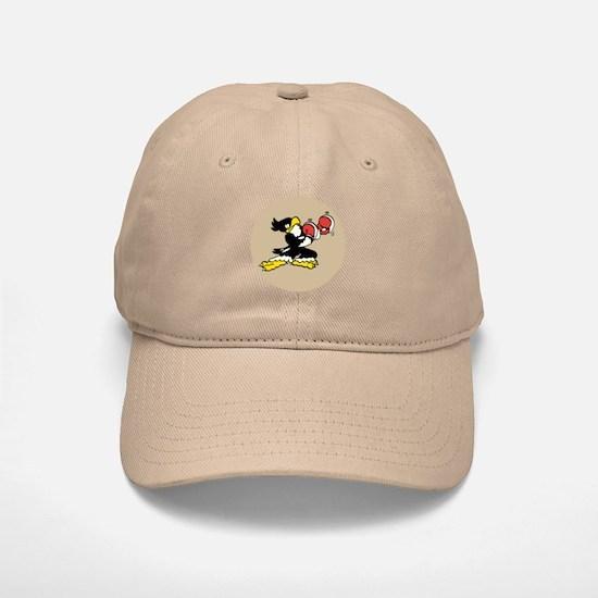 Fighting Eagles - 4th FG, 334th FS Baseball Baseball Cap