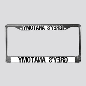 Ambulance Grey's Anatomy License Plate Frame