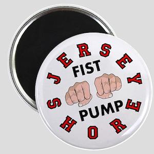 Jersey Shore Fist Pump Magnet