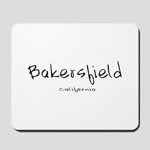 Bakersfield Signature Mousepad