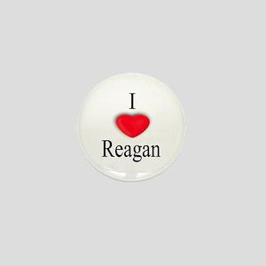 Reagan Mini Button