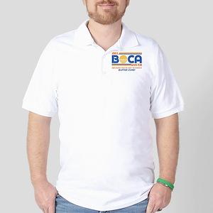 Del Boca Vista Seinfeld Golf Shirt