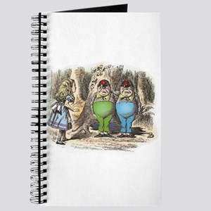Tweedledum and Tweedledee Journal