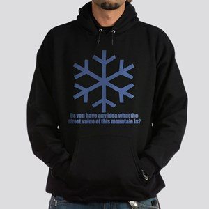 Better Off Dead Pure Snow Hoodie (dark)