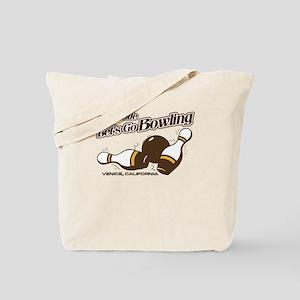College Humor Bowling Tote Bag
