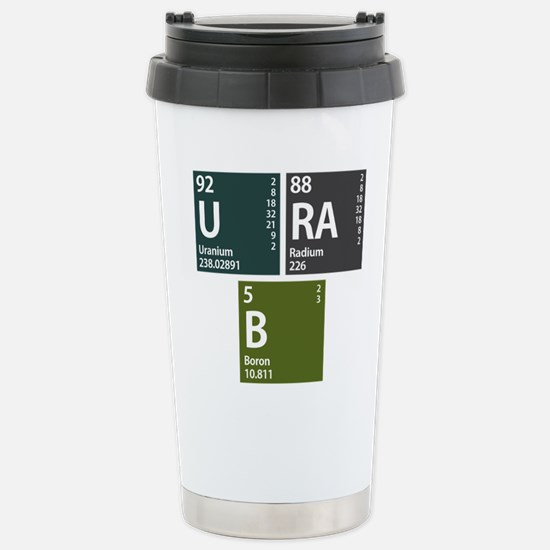 College Humor URA Boron Stainless Steel Travel Mug