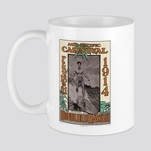 The Duke Hawaii's #1 Surfer Mug