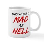 MAD AS HELL b Mug
